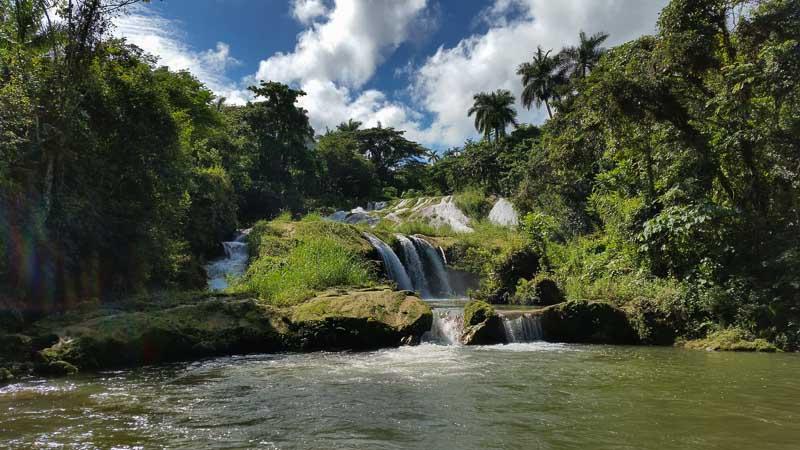 Parque El Nicho Cuba